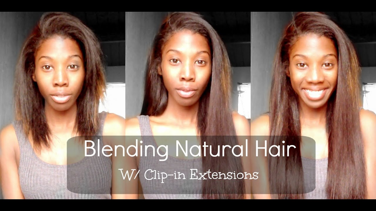 How To Install Clip In Hair Extensions Betterlength Light Yaki