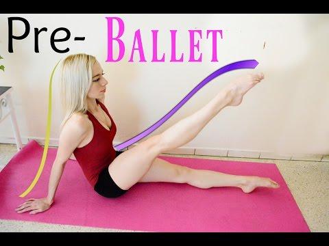 Pre - Ballet Rutina diaria Principiantes / Perfecta de Pies a Cabeza (Dani Zilli)