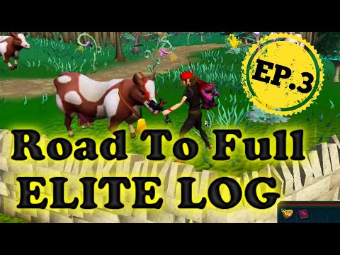 Elite Clue Loot Highlights | Road To Full Log Ep 3: HOLY COW!! 😱😱😱
