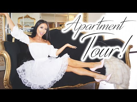 A VERY #EXTRA APARTMENT TOUR!