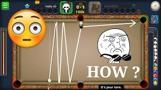 8 Ball Pool - INSANE TRICKSHOTS  + Indirect Highlights ft. SSAAMSSIK .