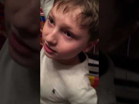 Сюрприз на 10 лет сыну - Смотреть видео без ограничений