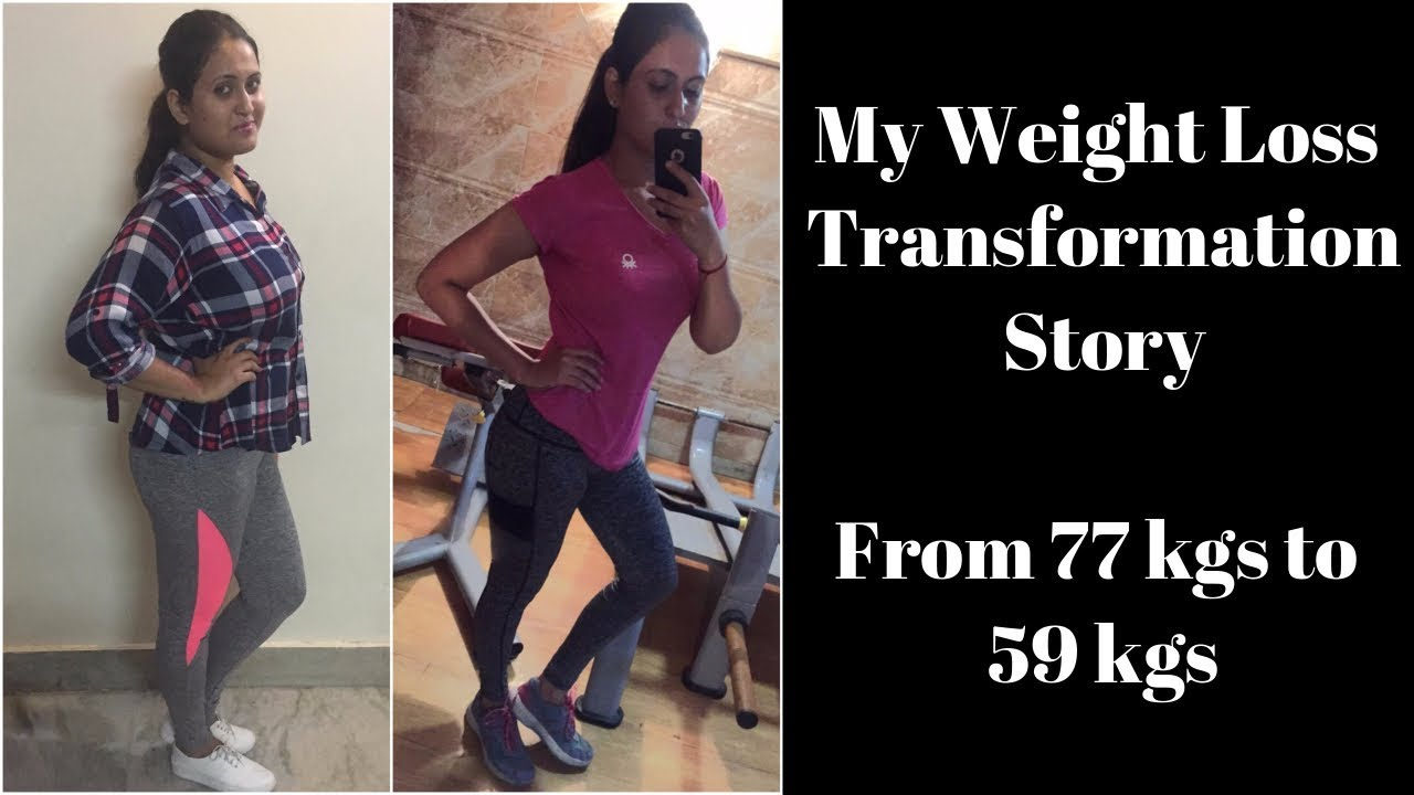 My Weight Loss Transformation Story | How I Lost 18 kgs | Fat to Fit |  Indian Fitness