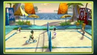 Celebrity Sports Showdown Nintendo Wii Trailer - Challenge