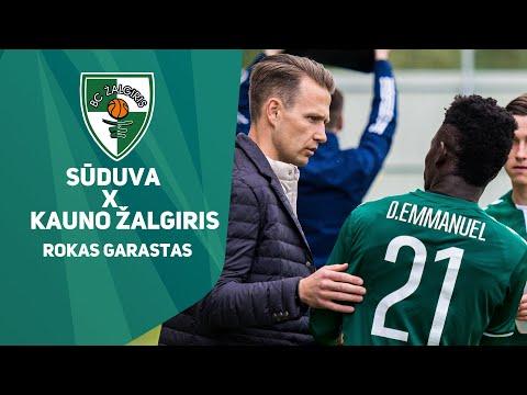 Suduva Kauno Zalgiris Goals And Highlights