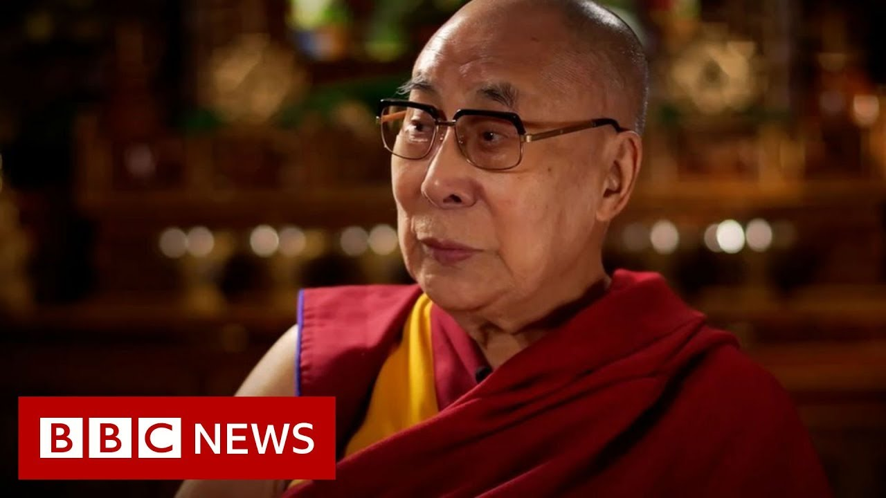 Dalai Lama Trump Has Lack Of Moral Principle Bbc News Youtube
