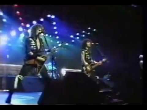 Accept - Metal Heart 1985 live