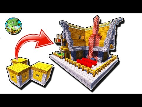 How to add a Potion Store to your Minecraft Village