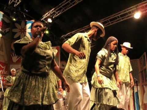 Samba de Coco Raízes de Arcoverde A Sergipana