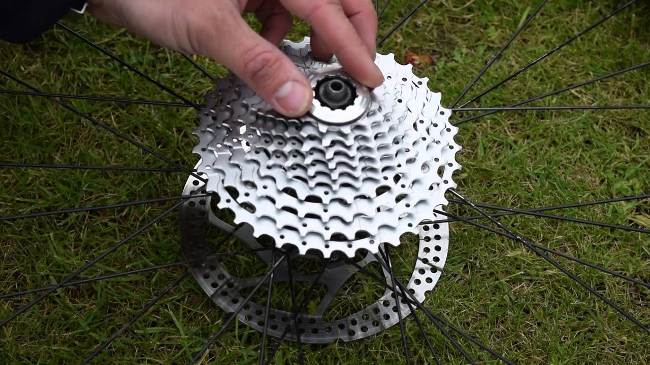 Fahrrad Kassette Werkzeug Kettenpeitsche 3 in 1 E-Bike oder Pedelec MTB Cassette