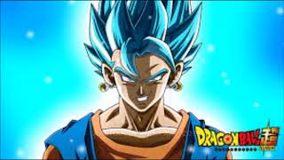 Dragon Ball Super OST -  Vegito Theme Fight Song
