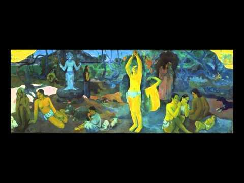 Paul Gauguin - Da dove veniamo? Chi siamo? Dove andiamo? (spiegato ai truzzi)