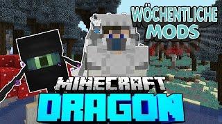 Die Modliste von Minecraft Dragon?! - Wöchentliche Mods #7 [Chaosflo44 / Arazhul / LarsOderSo]