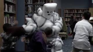 Pillow fight !