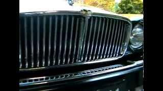 1985 Xj6 Jaguar Sovereign Wedding Car driving