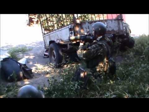 Новороссии боевые действия / Novorossiyan Combat Operations