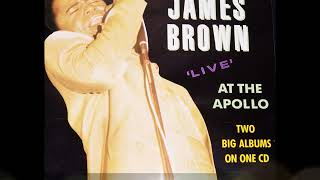 Video JAMES BROWN - Live At The Apollo Theatre -Full CD download MP3, 3GP, MP4, WEBM, AVI, FLV November 2018