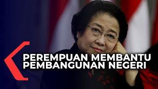 Peringati Hari Ibu, Megawati: Peran Perempuan Jangan Dianggap Kecil