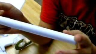 How to make a Paper NPG-6 part 1