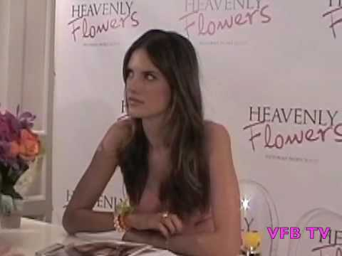 Viva Fashion Blog Interviews Alessandra Ambrosio