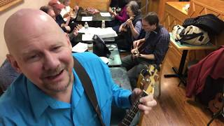 MUJ: I Heard It Through The Grapevine - Marvin Gaye (ukulele tutorial)