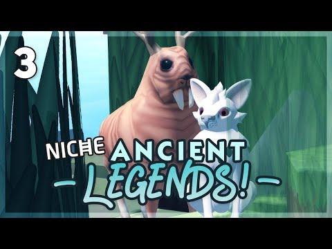 Secrets of the Snow! | Niche Let's Play • Ancient Legends - Episode 3