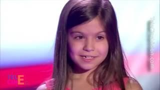 La Voz Kids 3: Kely, De 9 Años, Emociona A Los Coaches Y Co...