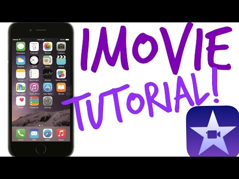 How to Overlay a Video in another Video in iMovie on your iphone