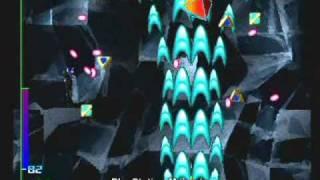 Night Raid [PS1] Japan Vertical Shooter
