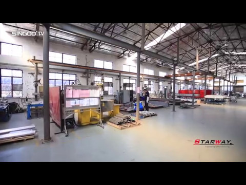 Sheet Metal Fabrication Workshop- Starway Engineering & Manufacturing Co., Ltd