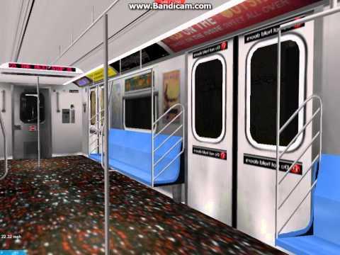BVE NYCTA IRT #2 Train 14th St - 42nd St   FunnyDog TV