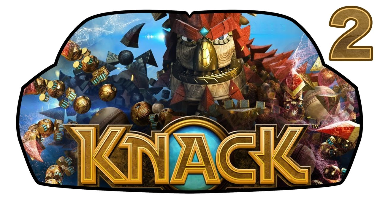Resultado de imagem para knack 2