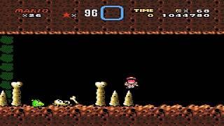 Super Mario World - Mario's Strange Quest #16 Uncut