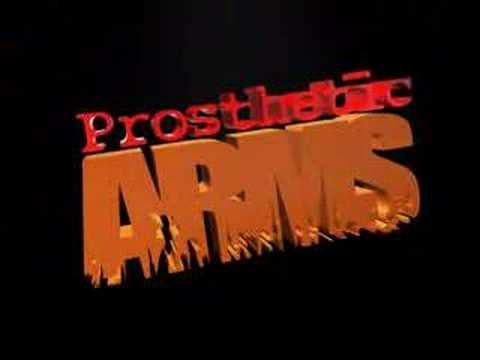 Prosthetic Arms logo animation