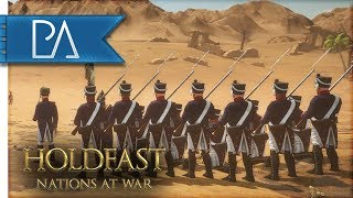 EPIC HOLDFAST LINE BATTLES - Holdfast: Nations at War Gameplay