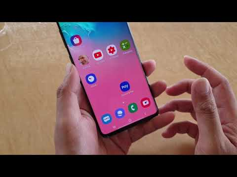 Samsung Galaxy S10 / S10+: How To Enhance Game Performance And Play Better