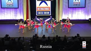 Звезды Тверь на ПМ по чир спорту 2018