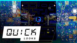 Pac-Man 99: Quick Look (Video Game Video Review)