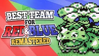 Best Team for Red and Blue Remastered
