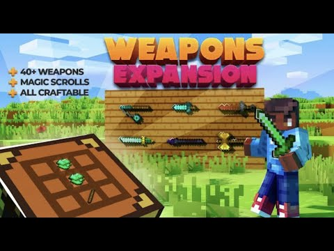 Weapon Expansion Minecraft (funny) |