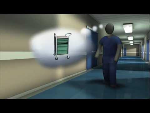 RTLS Hospital Scenario