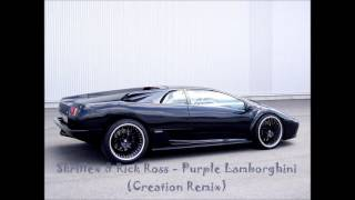 Purple Lamborghini Bass Boosted
