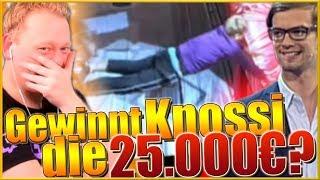 Knossi bei Joko&Klaas - 17 Meter!