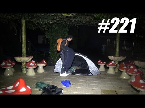 #221: Overnachten in een Pretpark 2.0 [OPDRACHT]