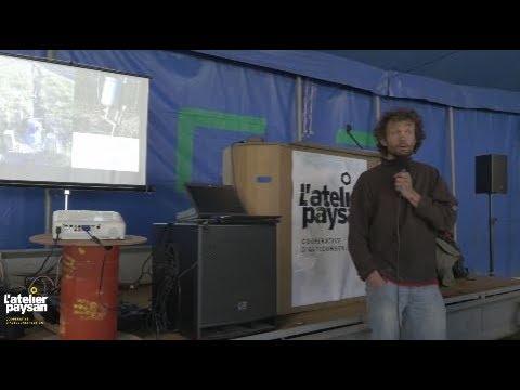 Jean Philippe Valla : 100% autonome en énergie à la ferme ? Rêves, réalités, limites…