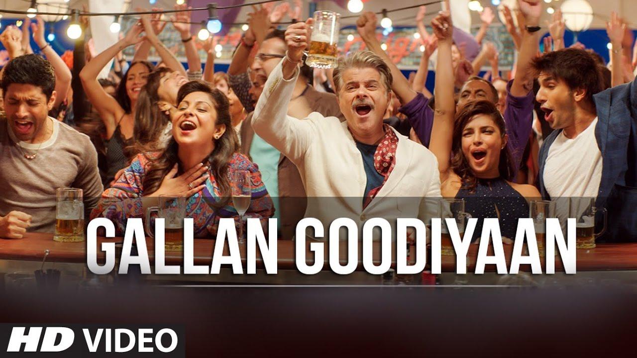 Download 'Gallan Goodiyaan' Video Song | Dil Dhadakne Do | T-Series | www.BollyWoo.ooo