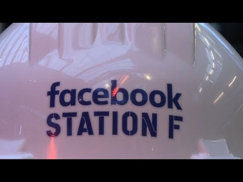 Facebook launches startup programme in Paris campus