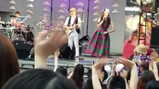 Với anh em vẫn là cô bé Hồ Quỳnh Hương - Việt Nam festival 2017 tại Nhật