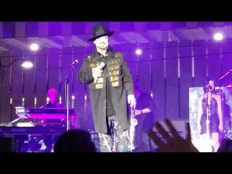 BOY GEORGE & Culture Club Live In Las Vegas 9/29/2018 #1 Of 2