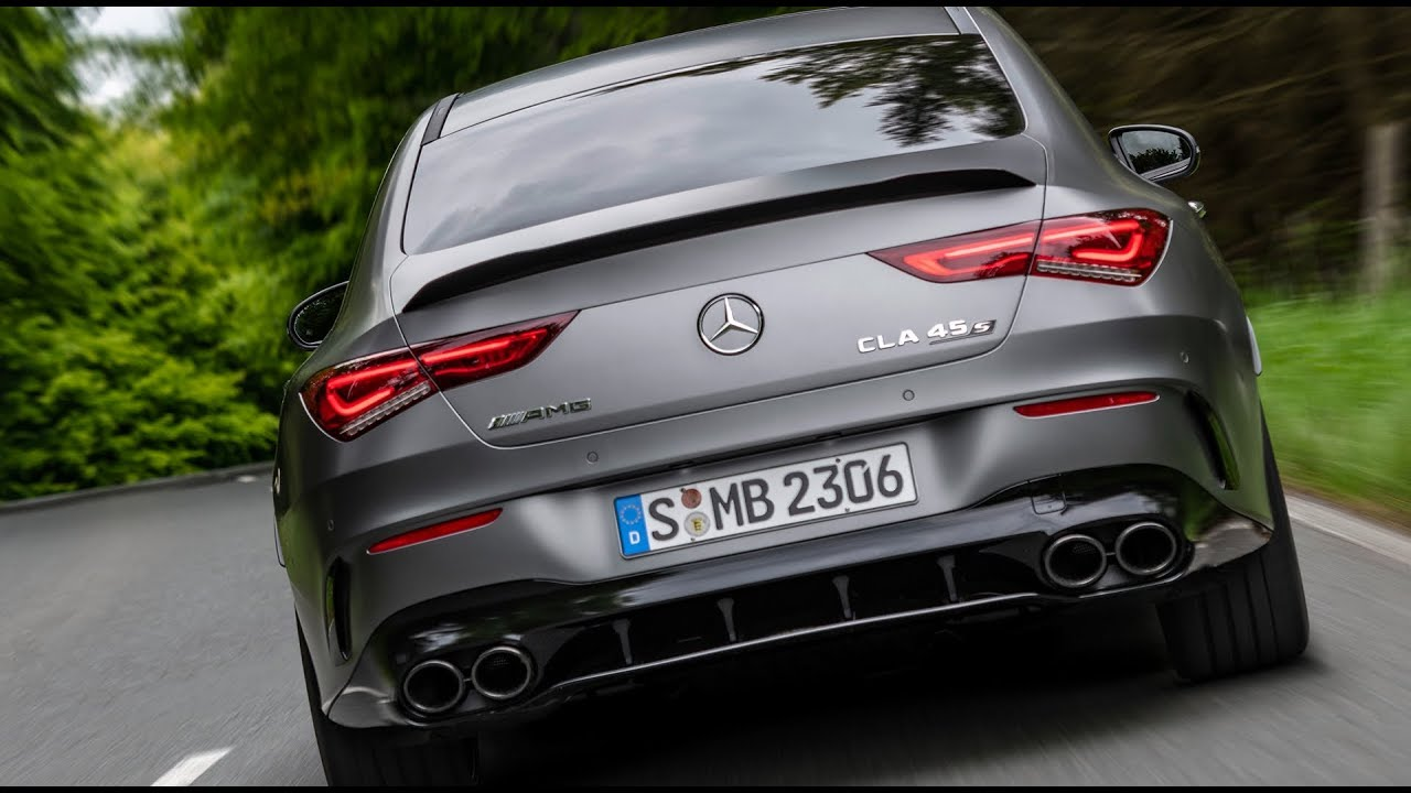 2020 Mercedes Amg Cla 45 4matic The World S Most Powerful Series Production Four Cylinder